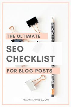 Confused or intimidated by SEO? Me too! Get this checklist to help you curb your fears and face the big SEO monster once and for all! Learning blog post SEO tips is not hard or time-consuming. You just have to start and this post is the perfect place to do that!