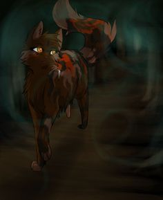 Mapleclaw, she-cat, no mate or kits. Swift, strong, cruel, and brave. Quick to kill enemy cats, but is loyal to her clan. Sister to Darkdusk. (Me)