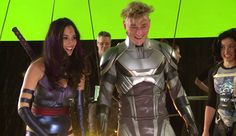 X-Men: Apocalypse Behind the Scenes
