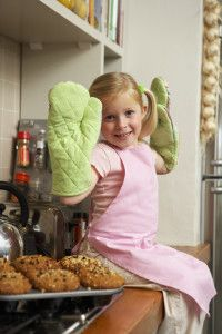 The Chopping Blog: How to Encourage your Child to Cook