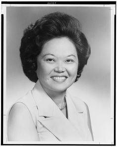 In Patsy Mink was the first woman of color and Asian-American elected to Congress. She served a total of 12 terms representing Hawaii. Mink was the principal author and sponsor of the Title IX bill, which required gender equality in every educationa
