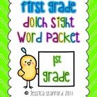 Video Preview of This Product!   This adorable sight word packet will have your students flying through the first grade dolch sight words. The pac...
