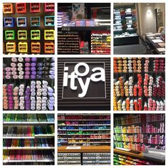 This was one of the best places to buy Copic markers (and lots of other supplies) in Tokyo. Don't confuse the Itoya art supply store with the big Itoya stationary store next to Tiffany's on the Main Street. It is a short walk from the Ginza station in the alley behind the big flashy Itoya stationary store. Happy shopping!