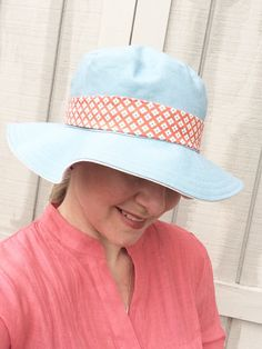 A personal favorite from my Etsy shop https://www.etsy.com/listing/232624992/womens-summer-shade-hat-wide-brim-shade