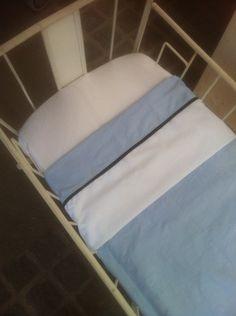 Sabanitas puro algodón para cunita, practicuna o moises.