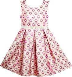 JJ41 Girls Fit Flare Dress Jacquard Gold Stain Princess S... https://www.amazon.com/dp/B01KIQSNQS/ref=cm_sw_r_pi_dp_x_b8ReybA62H9B9