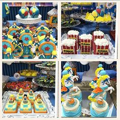 festa doces docespersonalizados party on Instagram
