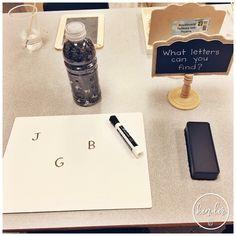 10 Anytime Alphabet Centres