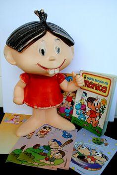 Boneca Mônica
