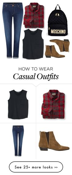 """Casual"" by plurbit on Polyvore"