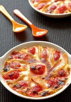 Gratin di #melone  #ricette