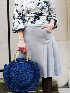 Street Style Fashion, Brenda Lukwago at London Fashion Week, London College Of Fashion, London Fashion, Fashion News, Style Fashion, Fashion Design, Fashion Brenda, New Perspective, Designer Earrings, Fashion Stylist