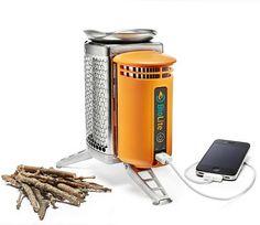 BioLite Wood Burning CampStove