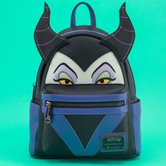 Marvelous Loungefly Maleficent Mini Backpack Coming Soon Source by Fossil Handbags, Hobo Handbags, Handbags Michael Kors, Disney Handbags, Disney Purse, Backpack Purse, Fashion Backpack, Les Descendants, Cute Mini Backpacks