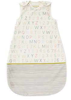 Alphabet Bunting Bag