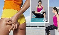 How to get rid of cellulite: Thin thighs in 30 days exercise tips -- good idea, maybe soon