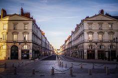 La Rue Jeanne d'Arc à #Orléans (Crédit : Niko Kaptur) www.my-loire-valley.com