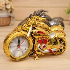Cool Motorcycle Clock!