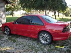 1996 Chevrolet Beretta. Had one of these 1994 I think