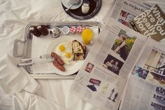 breakfast in bed by bonnie tsang photography, via Flickr