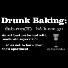 I <3 My Drunk Kitchen!
