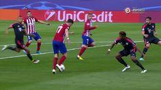 Melhores Momentos - Atlético de Madrid 1 x 0 Bayern - Champions League (27/04/16)
