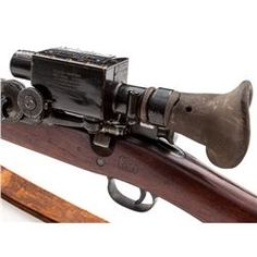 U.S. Model 1903 Sniper Rifle, by Rock Is. Arsenal