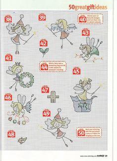 Gallery.ru / Фото #12 - Cross Stitch Crazy 106 декабрь 2007 - tymannost