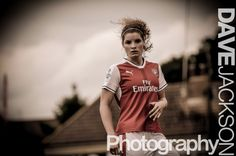 Arsenal Ladies  - Photography by Dave Jackson Photography