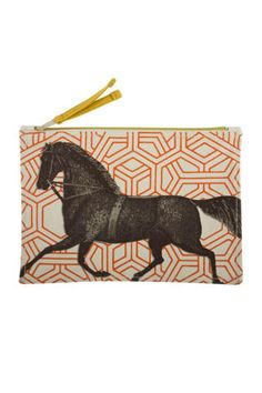 Thomas Paul Horse Accessory Pouch, $28.00