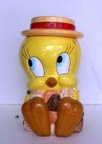 *TWEETY Gibson Looney Tunes Warner Brothers ~ Cookie Jar