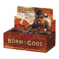 Magic the Gathering : Born of the Gods - Sealed Booster BOX (36 packs)