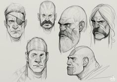 Concept artist for Ubisoft, Sofia: Borislav Mitkov  CGHub Profile | Blog