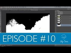 ▶ #10 How to Easily Add a New Sky Behind Trees - YouTube