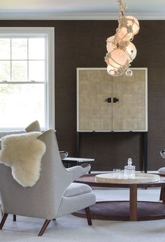 Lindsey Adelman: KNOTTY BUBBLES CHANDELIER A for Roll & Hill