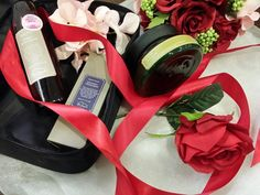 Hurry down to any Mt. Sapola boutiques to create your Valentine's Day gift!