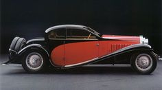 The Bugatti Type 50 i one of the most beautiful cars ever designed