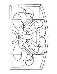 window topper pattern