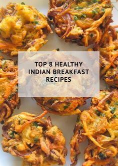Top 8 healthy indian breakfast recipes - The Zippy Chef Indian Breakfast, Breakfast Recipes, Breakfast Ideas, Vegan Vegetarian, Sandwiches, Easy Meals, Rolls, Lunch, Make It Yourself