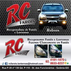 Eu recomendo Rcfarois- Setor dos Funcionários, #Goiânia, #Goiás, #Brasil