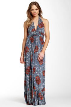 TBags | Halter Maxi Dress | Nordstrom Rack