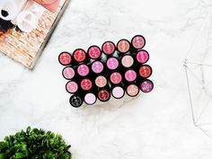 ALL 24 ESSENCE LONGLASTING LIPSTICKS⎜MY RECOMMENDATIONS + SWATCHES  - http://www.joliennathalie.com/2016/05/all-essence-longlasting-lipsticks-my-recommendations-and-swatches.html #essence makeup #lipstick #lotd #lippy