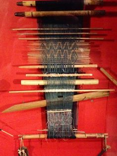 pitt rivers museum  | Telares / Loom collection at the Pitt Rivers Museum #pittrivers