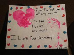 Valentines day gift for grandma