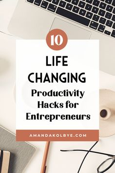 Everyone wants to know how to be more productive as an entrepreneur. I'm sharing my best time management tips and productivity hacks for entrepreneurs. Learn how to get organized, how to plan your week and establish an entrepreneur mindset + tips on overcoming perfectionism to grow your business. #productivity Good Time Management, Email Marketing Strategy, Earn More Money, Instagram Tips, Finance Tips, Starting A Business, Social Media Tips, Business Tips, Entrepreneur