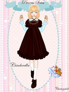 Cinderella - Princess Series