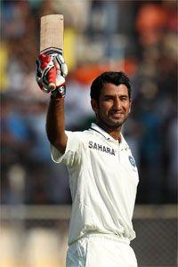 Cheteshwar Pujara notches up back to back Test tons against England