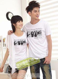な韓国スタイルジョイント·半袖シフォンTシャツ