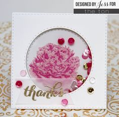 Create beautiful layered bouquets and centerpieces for your papercrafts with our Fresh Cut Peonies stamp set. This set comes with a printed layering guide. - 6x8 inches - 35 stamps - Made of photopoly