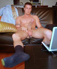 Gay sex s čiernymi ponožky